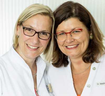Herzlich willkommen in der Praxis für Hals,-Nasen,- Ohrenheilkunde von Barbara Weisflog und Sabine Krause